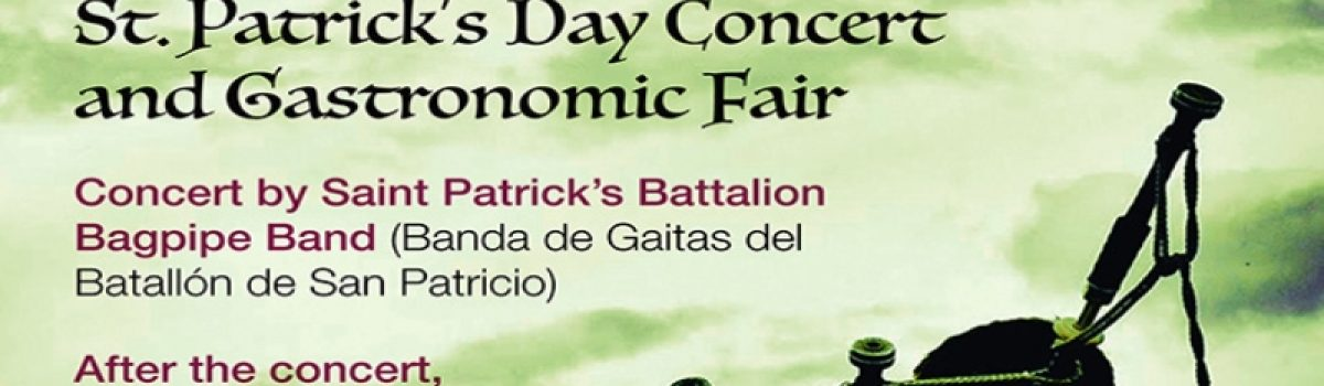 St. Patrick's Day Concert and Gastronomic Fair