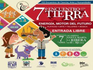 7º Encuentro con la Tierra @ Museo de Geología | Ciudad de México | Ciudad de México | México