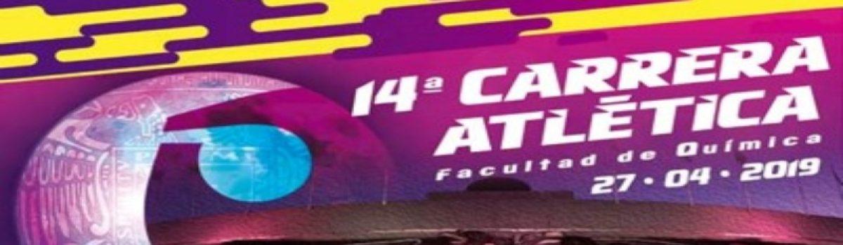 14 Carrera Atlética Facultad de Química