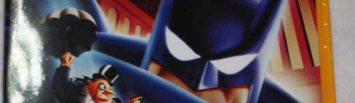 Batman animado: saliendo de las sombras