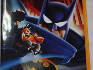 Batman animado: saliendo de las sombras @ Sala José Revueltas | Ciudad de México | Ciudad de México | México
