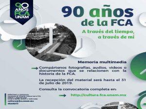90 años de la FCA @ Facultad de Contaduría y Administración | Ciudad de México | Ciudad de México | México