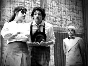 El Aleph, Teatro: El cornudo imaginario @ Explanada de la Fuente | Ciudad de México | Ciudad de México | México