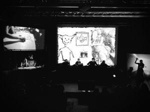 El Aleph, Multimedia: El increíble viaje de Caperucita Roja @ Teatro Juan Ruiz de Alarcón | Ciudad de México | Ciudad de México | México