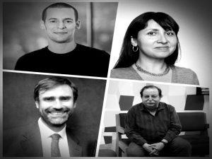 El Aleph, mesa de diálogo: La vorágine de la complejidad urbana @ Sala Carlos Chávez | Ciudad de México | Ciudad de México | México