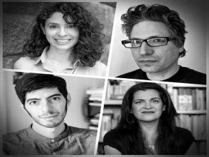 El Aleph, mesa de diálogo: Relecturas borgeanas desde los nuevos medios @ Auditorio del MUAC | Ciudad de México | Ciudad de México | México
