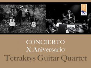 Tetraktys Guitar Quartet @ Sala Xochipilli | Ciudad de México | Ciudad de México | México