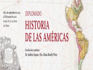 Historia de las Américas @ Salón de Actos, Instituto de Investigaciones Históricas | Ciudad de México | Ciudad de México | México