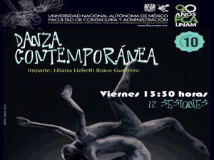 Danza Contemporánea @ Facultad de Contaduría y Administración | Ciudad de México | Ciudad de México | México