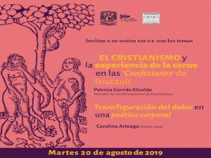 Seminario de Investigación Avanzada Estudios del Cuerpo @ Auditorio del CEIICH   Ciudad de México   Ciudad de México   México