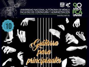 Guitarra para principiantes @ Facultad de Contaduría y Administración | Ciudad de México | Ciudad de México | México