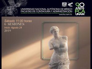 Historia del arte @ Facultad de Contaduría y Administración | Ciudad de México | Ciudad de México | México