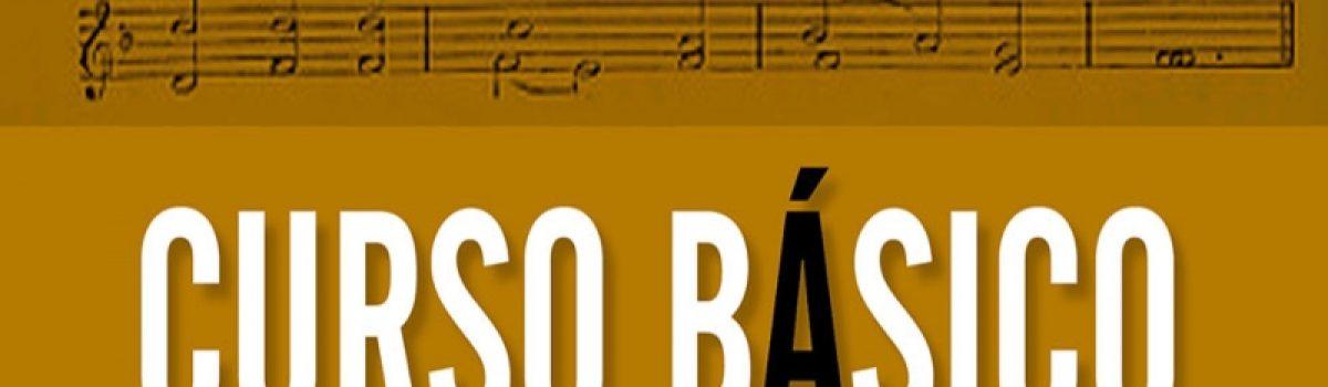 Curso básico de Musicografía