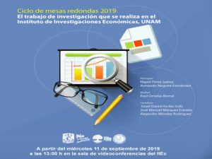 Crisis económica del siglo XXI @ Sala de videoconferencias del IIEc   Ciudad de México   Ciudad de México   México