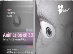 Animación en 3D @ Filmoteca UNAM | Ciudad de México | Ciudad de México | México