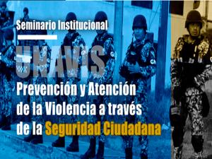 Perspectivas multidisciplinarias sobre la Guardia Nacional @ Anexo del Auditorio | Ciudad de México | México