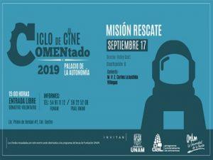 Misión Rescate @ Palacio de la Autonomía | Ciudad de México | Ciudad de México | México