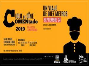 Un viaje de diez metros @ Palacio de la Autonomía | Ciudad de México | Ciudad de México | México